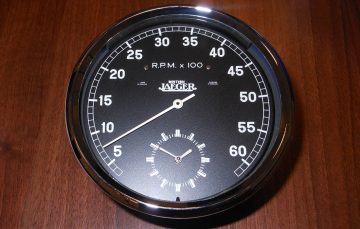 Jaeger Chronometric Tachometer