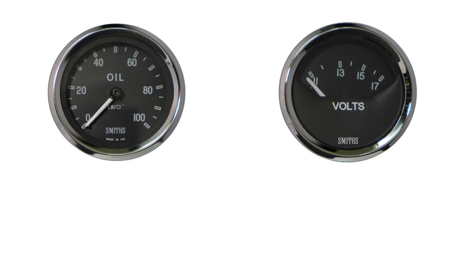 Smiths Cobra Original Minor Gauges