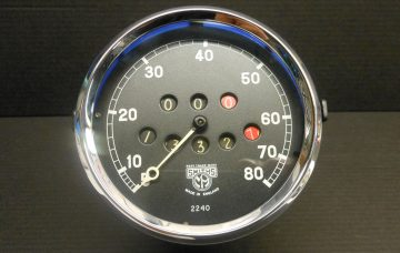 Smiths Governor Type Speedometer
