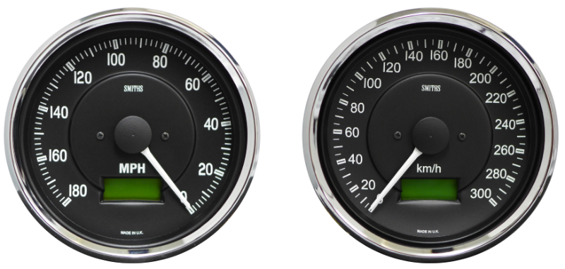 Smiths Cobra Speedometers