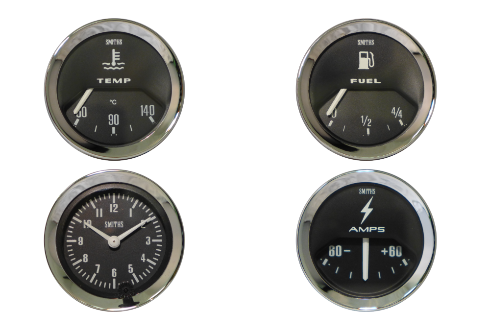 Smiths Electrical Minor Gauges