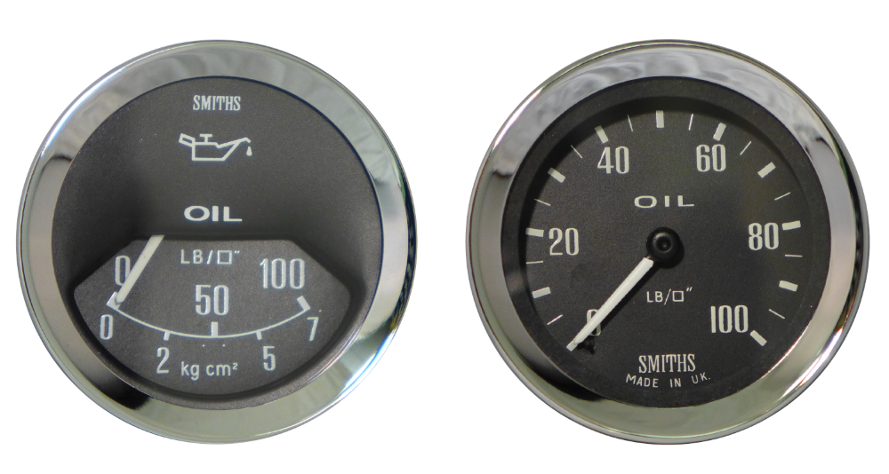 Smiths Mechanical Minor Gauges