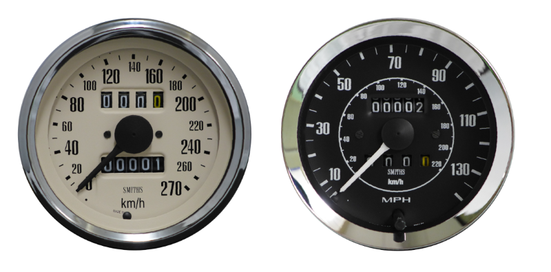 Smiths Mechanical Speedometers
