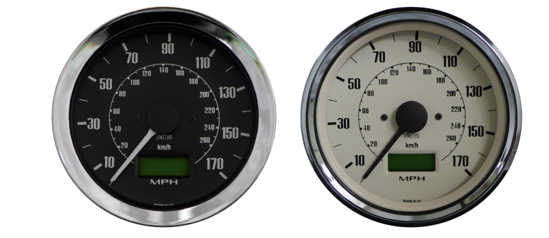 Smiths Programmable Speedometers