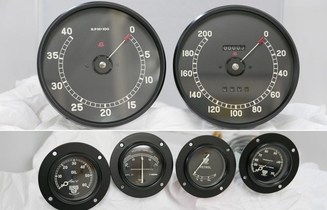 Bentley 8 Litre Instruments
