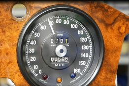Electronic Speedometer with Mechanical Counters